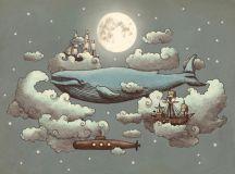 Dream Labs / Blog • Cosmic Whale (lucid dream)