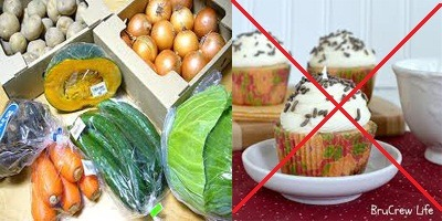 the simple list of low carb foods to get fitter