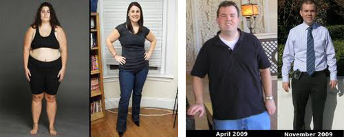 Losing 70 lbs low carb before and after