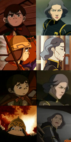 Why Tophs Husband Could Be The Duke Avatar The Legend Of Korra
