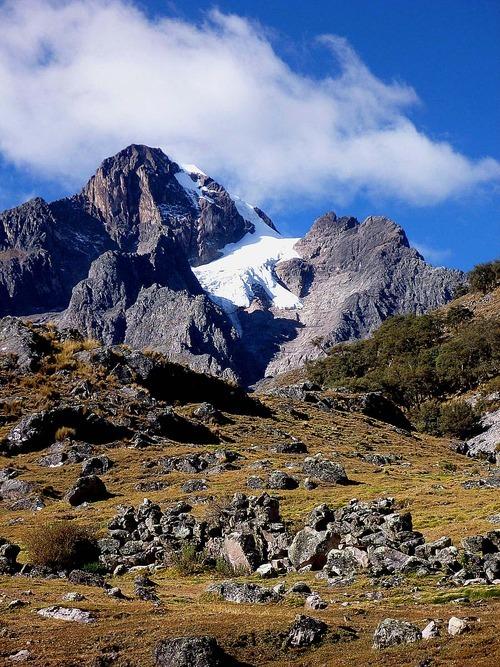 Nevado Pumahuanca 5530mts