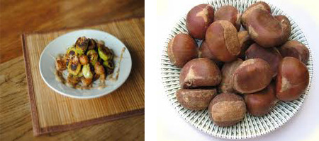 chestnut on a low carb diet