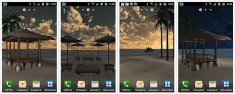 Screenshot 1 app beach in bali sur Android