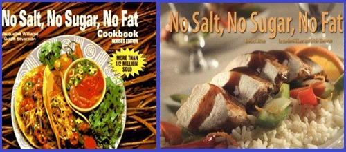 no salt no sugar no carb diet