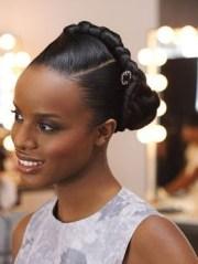 formal hairstyles black women;