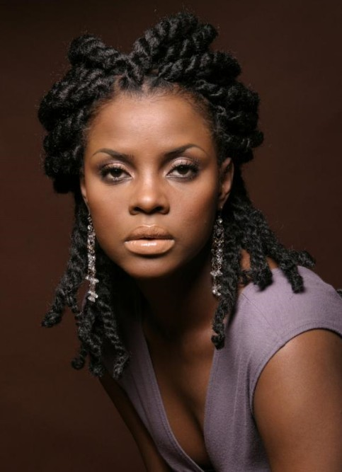 Twists Hairstyles for Black Women Pics  How to Make It