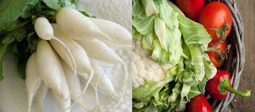 the best low card vegetables