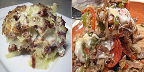 low carb casserole recipes