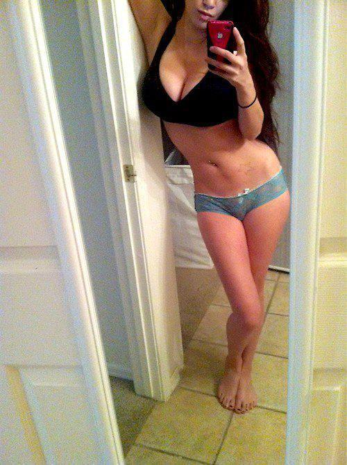 panty selfie tumblr