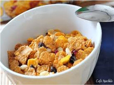 Low Carb Cereals 1