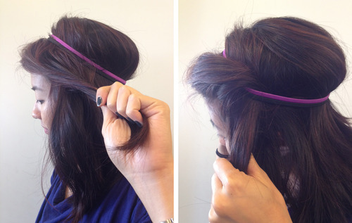 How To The Princess Roll Hairstyle Birchbox