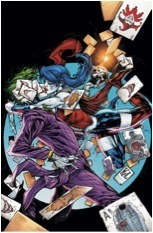 Suicide Squad Death of the Family Cover