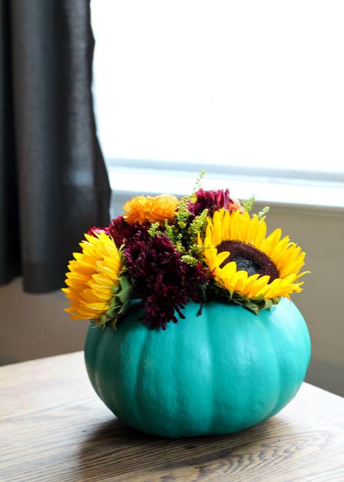Pumpkin Vase tutorial