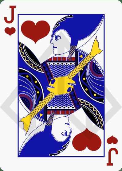 Zelda-Legend-Playing-Cards-by-Nelde-Jack-of-Hearts