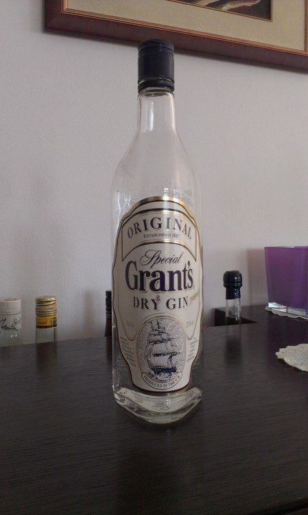 William Grants dry gin