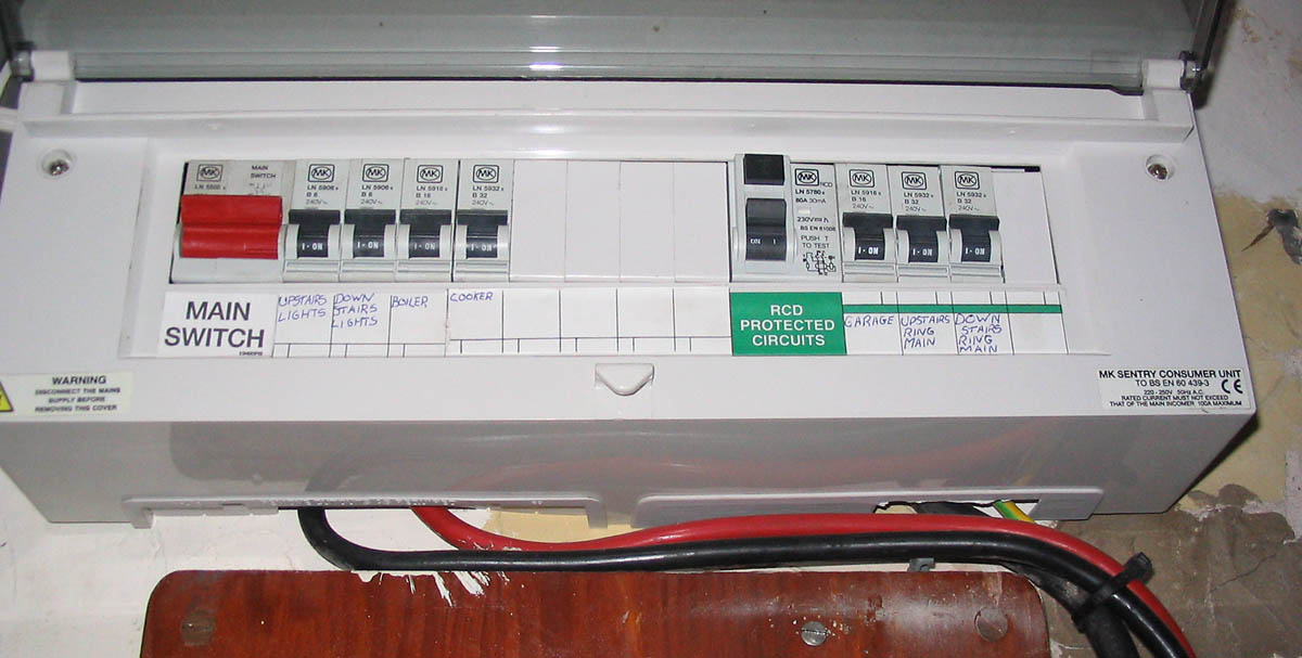 Amazing 17th edition consumer unit wiring diagram frieze contemporary split load consumer unit wiring diagram photos asfbconference2016 Images