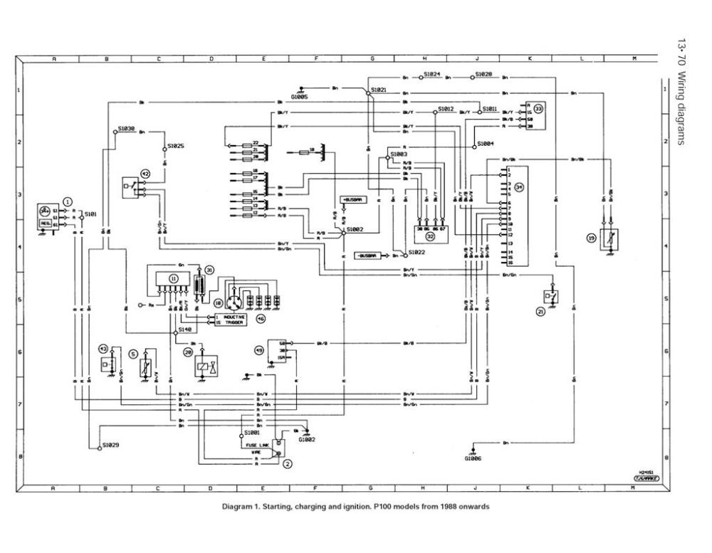 medium resolution of 1997 ford escort alternator wiring diagram