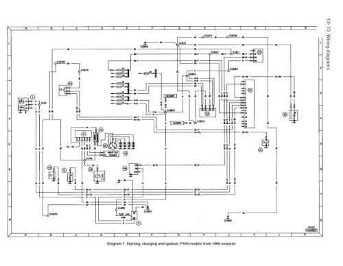 small resolution of 1997 ford escort alternator wiring diagram