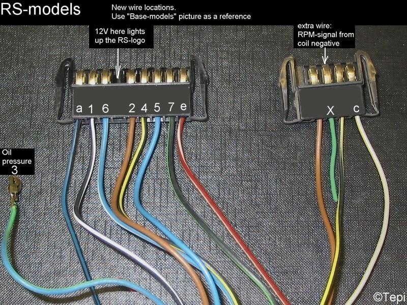 Ford Fiesta Mk2 Wiring Diagram