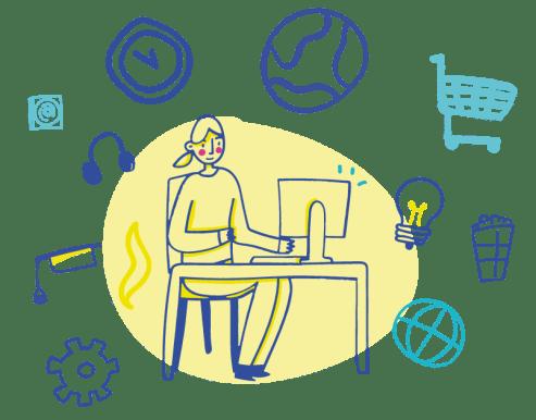 vantagens do ensino híbrido para nativos digitais