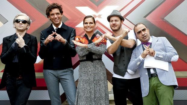 X Factor 7, conferenza stampa Live: tutte le novità