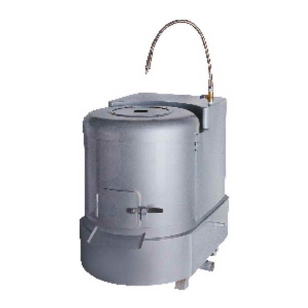 30kg 1500w painted body ce commercial