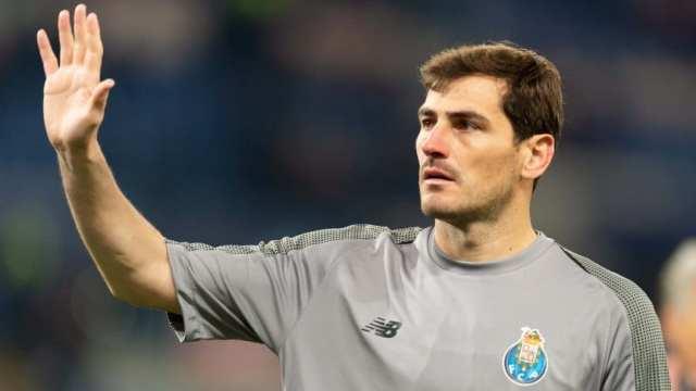 Se retiró Iker Casillas, ídolo del Real Madrid, Porto y la Selección de España