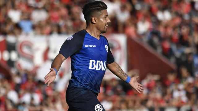 Se destrabó la llegada de Palacios a Independiente