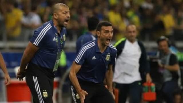 'No me gustó el árbitro, no estuvo a la altura'