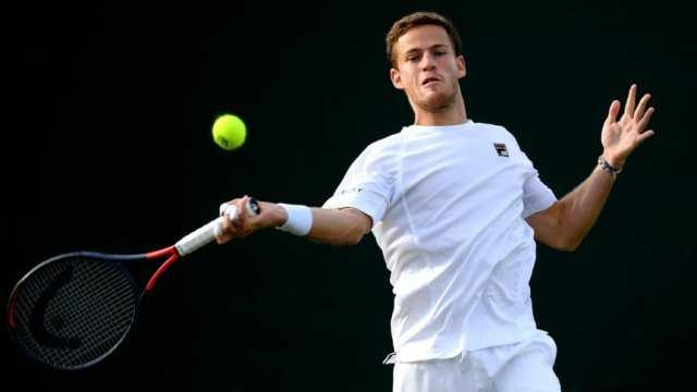 Schwartzman se lució y superó su barrera en Wimbledon
