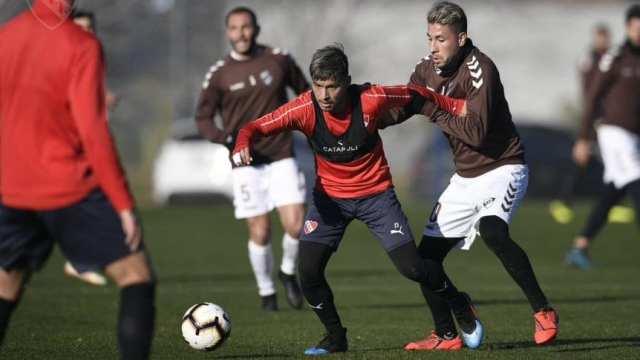 Independiente igualó sin goles ante Platense en un amistoso