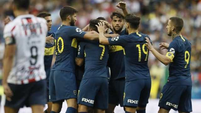 Boca venció a Chivas en un amistoso en Seattle