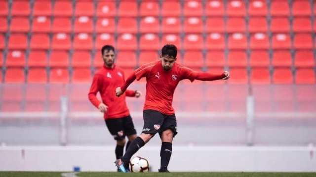 Independiente goleó a Aldosivi en un amistoso