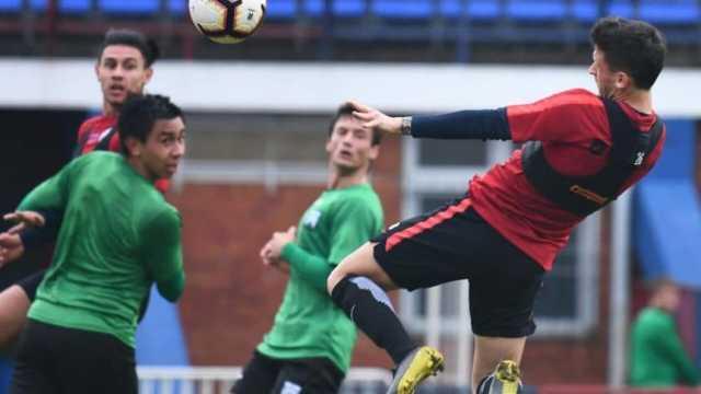 San Lorenzo tuvo su último ensayo antes de la Copa