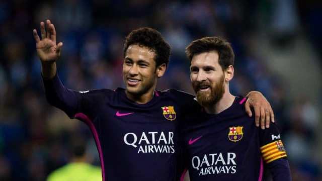 Otro guiño de Neymar para Barcelona: 'Con Messi hacíamos un dúo espectacular'