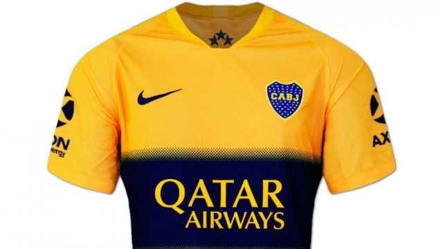 Copa Libertadores: La nueva camiseta que Boca estrenará ante Athletico Paranaense