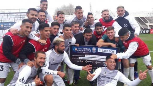 Copa Argentina: Real Pilar también sorprendió a Belgrano y se metió en octavos de final