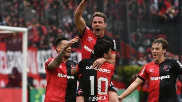 Rodríguez y Albertengo le dieron la victoria a Newell's