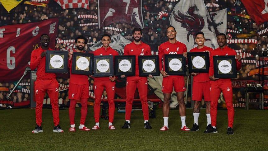 Liverpool City Y Barcelona Los Que Más Jugadores