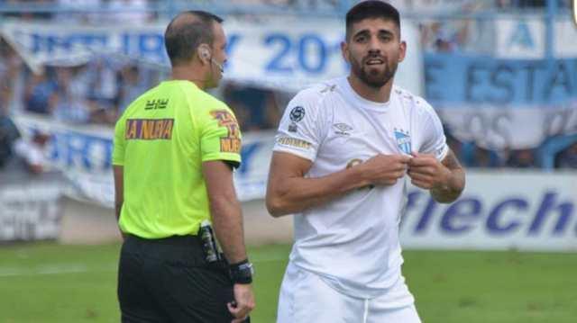 Leandro Díaz, el delantero que tendrá Desábato en las próximas horas