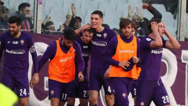 Copa Italia: Fiorentina eliminó a Atalanta