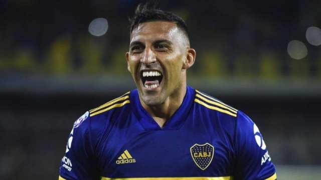 Ábila y sus chances en Boca: 'Me toque jugar un minuto o noventa voy a dar todo lo mejor de mí'