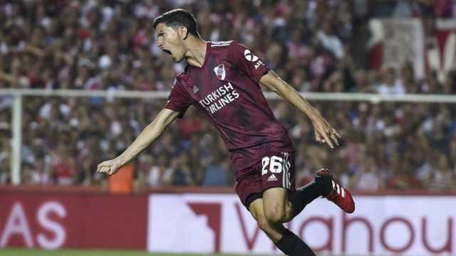 Nacho Fernández: 'A nosotros nos motiva pelear el campeonato, no pensamos en el resto'