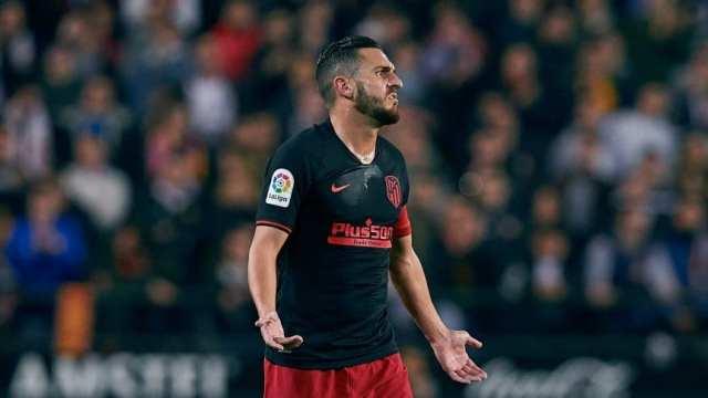 La Liga: Atlético de Madrid empató con Valencia en Mestalla