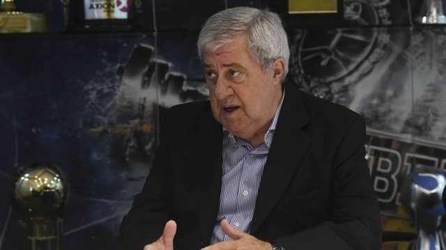 Ameal: 'Hay pesimistas que piensan que hasta julio o agosto no vuelve el fútbol'