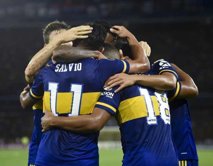 Copa Libertadores: el nuevo fixture para Boca, River, Racing, Defensa y Justicia y Tigre
