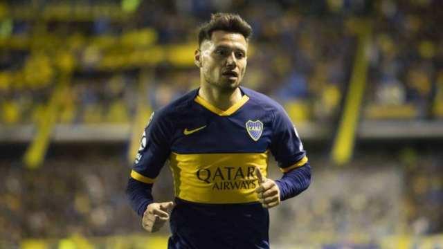Mauro Zárate: 'Ojalá termine mi carrera en Boca'