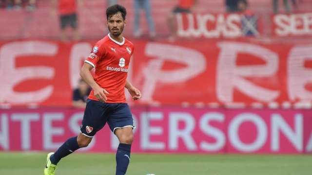 Independiente: Juan Sánchez Miño se entrena con la reserva