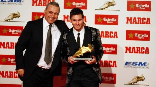 Stoichkov y la salida de Messi: 'Le estamos dando una patada en el cu... al jugador más grande de la historia del Barcelona'