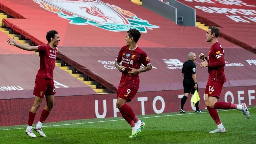 Liverpool, campeón de la Premier League por primera vez en su historia
